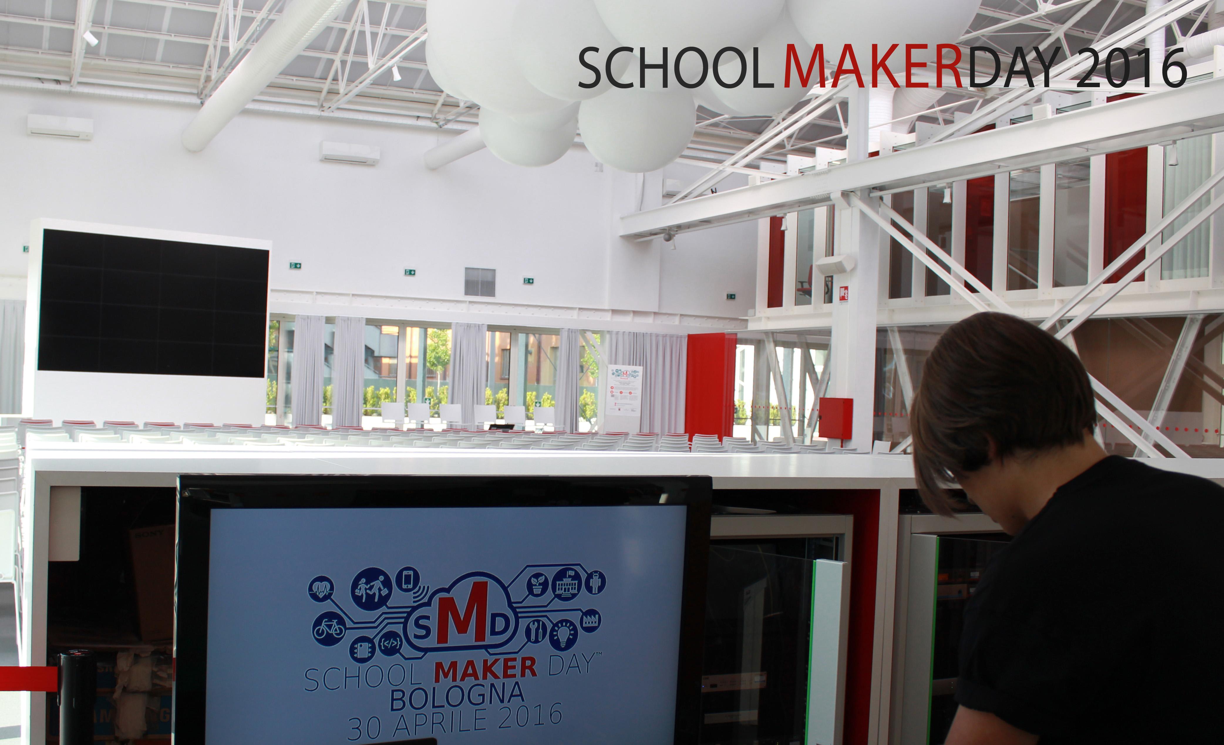 School Maker Day 2016