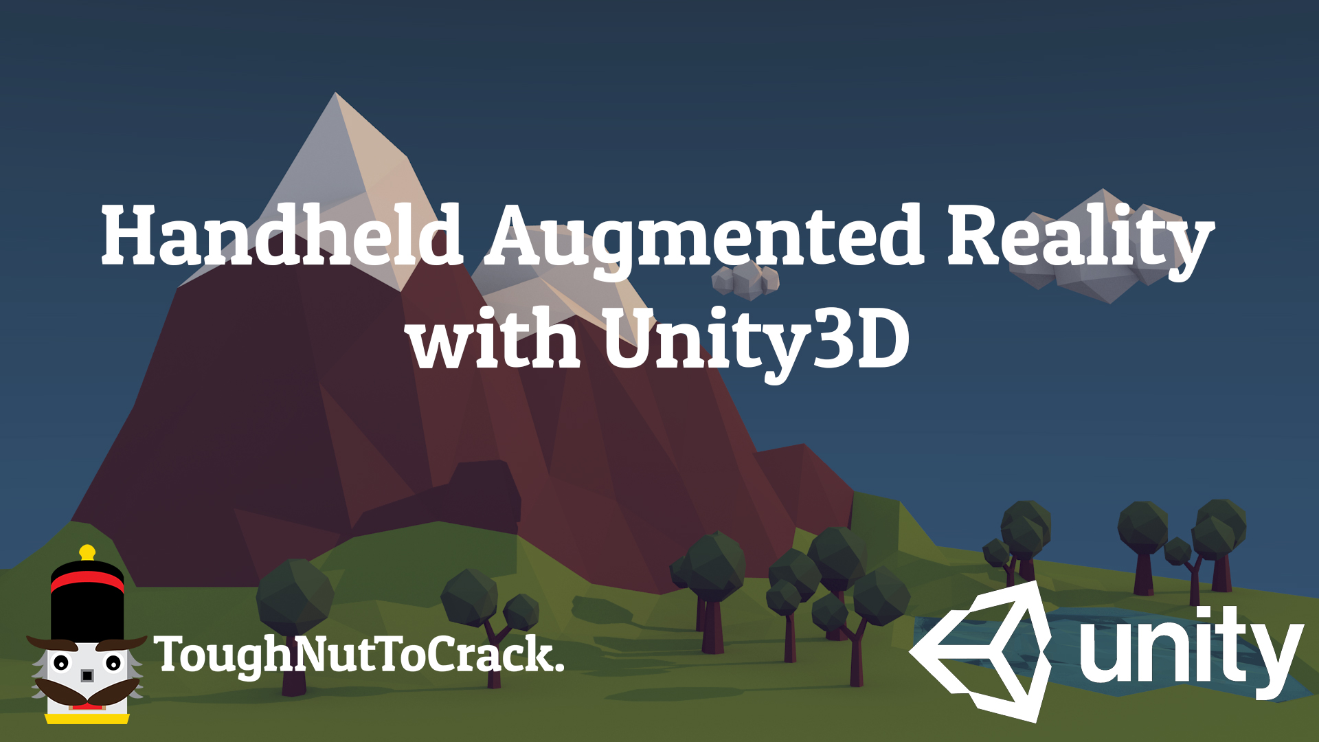 Handheld Augmented Reality with Unity 3D
