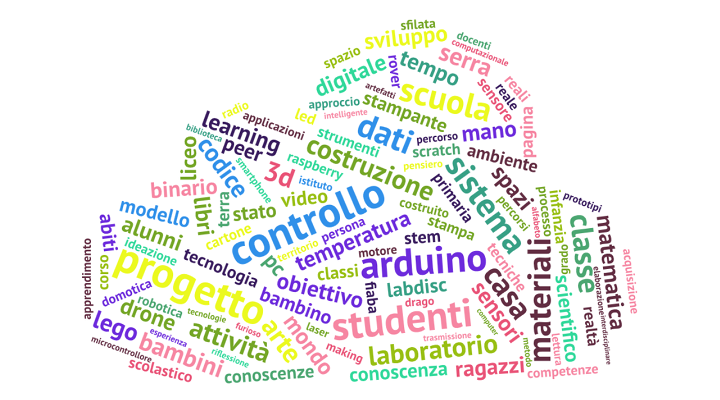 Le parole dello School Maker Day